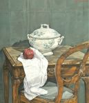 Still life with terrine