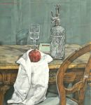 Still life with soda syphon